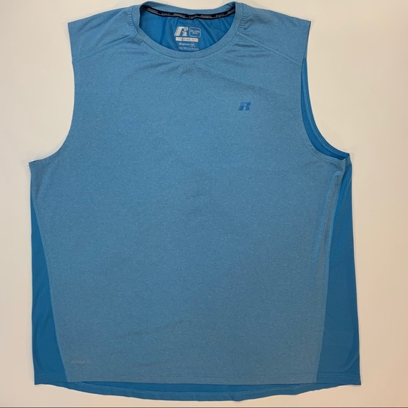 Russell Athletic Other - 🚀Russel Athletic Dri-power 360 Tank Top Size XXL